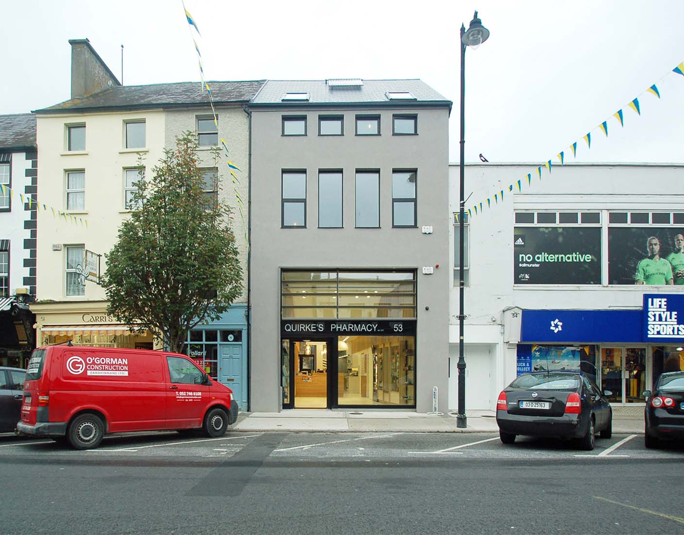 passive house pharmacy clonmel