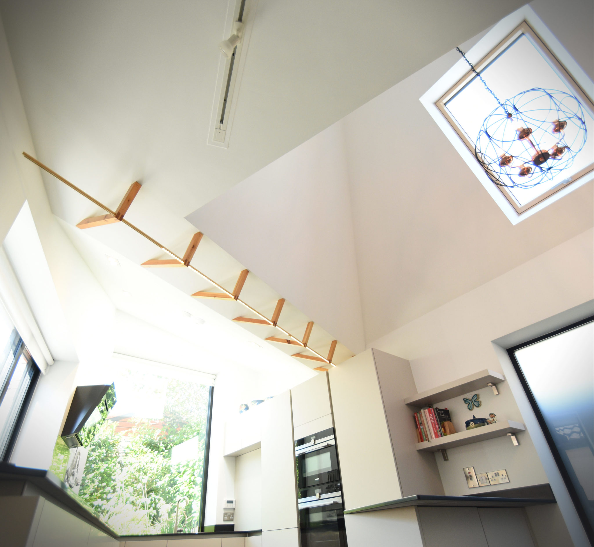 extension cork ceiling