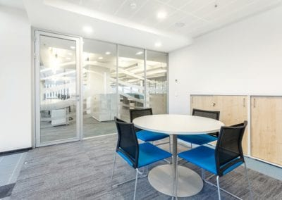 Meeting Room Glazed Partitioning