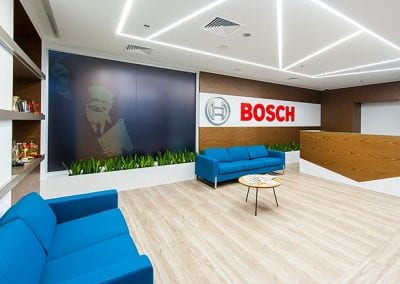Bosch Break-out Area