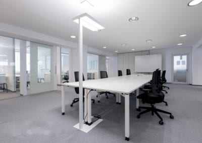 Profim Seating in CoWorking Centre